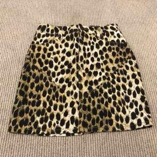 Res Denim Skirt