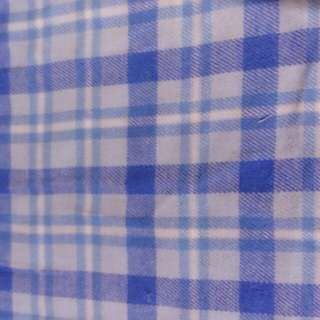 New checked pieces of soft cloth in blue n pink