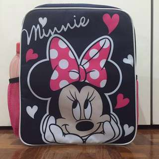 School bag Minnie Mouse