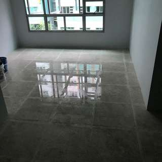 Marble polishing brand new