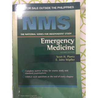 NMS Medicine 6th Edition and NMS Emergency Medicine 2nd Edition