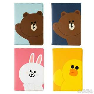🐻 LINE passport holder