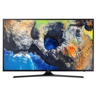 "SAMSUNG 55"" 4K UHD 智能 電視 Smart TV 55MU6300 (同款 40"" 49"" 65"")"