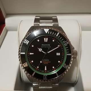 Epos 機械潛水錶