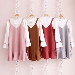 Brownie blouse by dollies