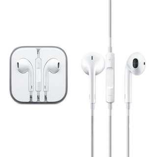Apple iPhone iPad 耳機 / 全新附盒 / 免運