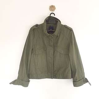 NEXT Army Jacket