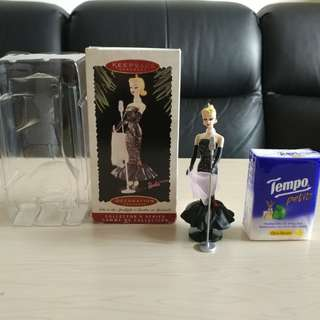 [絶版罕有]🆕Hallmark Keepsake Ornament ~ Barbie Solo in the Spotlight 1995