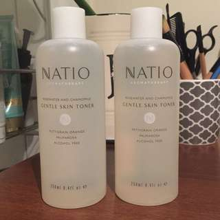 Natio Rosewater And Camomile Toner