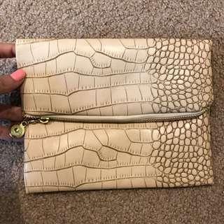 Skin print pouch