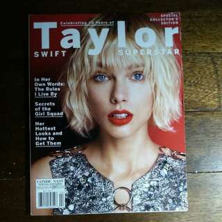 Taylor Swift: Celebrating  10 Years