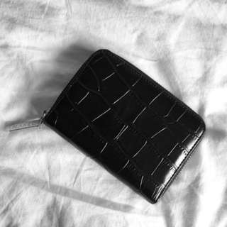 Nakdvice - The Vice Croc Leather Wallet