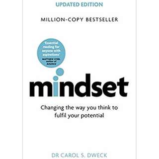 (PO) Mindset - Updated Edition : Changing The Way You think To Fulfil Your Potential By Carol Dweck (Paperback)