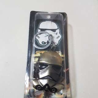 Starwar keychain