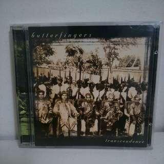 Butterfingers Transcendence CD