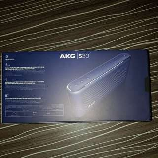 AKG bluetooth speaker with powerbank capability