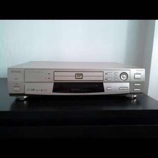 Toshiba CD player 2 disc (Gold)