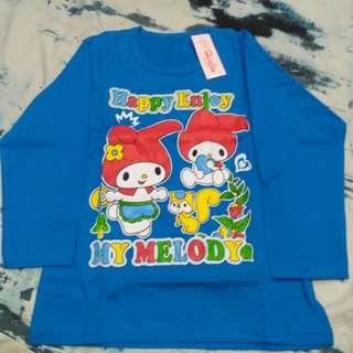 Kaos anak karakter