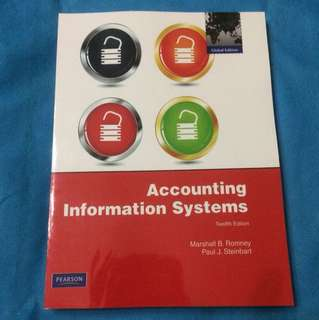 Hardcopy: Accounting information systems