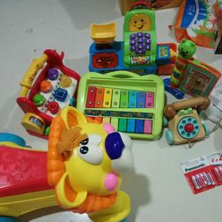 Fisher price bundle toy