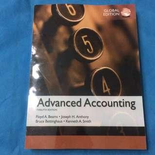 Hardcopy: Advanced Accounting