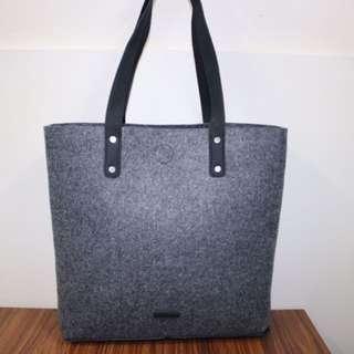 tony bianco bag (grey)