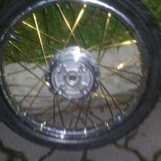 Union cycle rim
