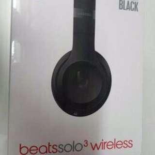 🚚 Beats Solo3 消光黑