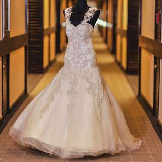 Wedding Gown for Sale/Rent