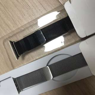 包郵 Apple Watch Milanese Loop band 米蘭錶帶 42mm 非原裝