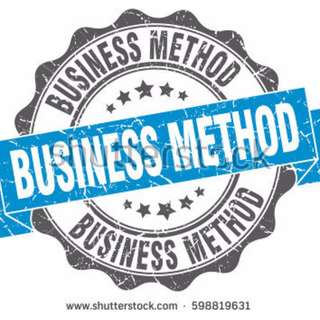 Business Method (only selling to limited customers)