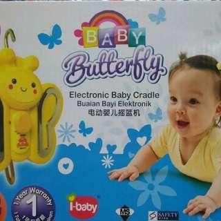 I-baby electric cradle