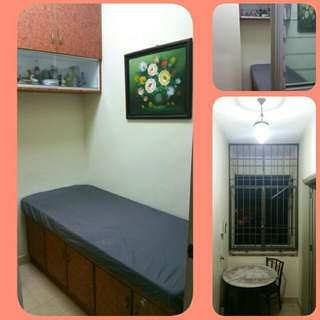 Apartment Utility Room Near Tanah Merah Mrt For Rent