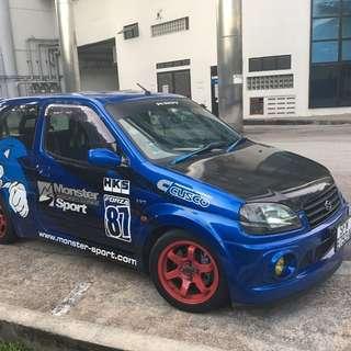 Suzuki Ignis Sport 1.5m