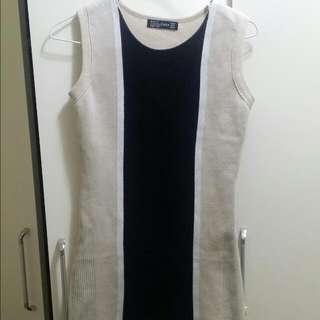針織 連身裙