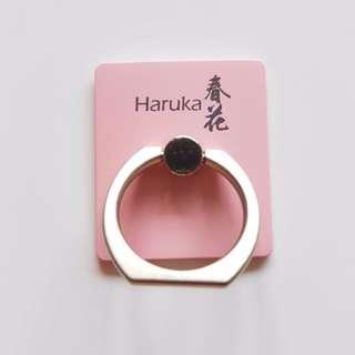 Haruka Handphone Pink Ring