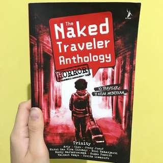 novel The Naked Traveler Anthology : Horror (pre-loved)