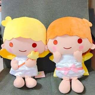 日本直送 Little  Twins Start 大公仔1套
