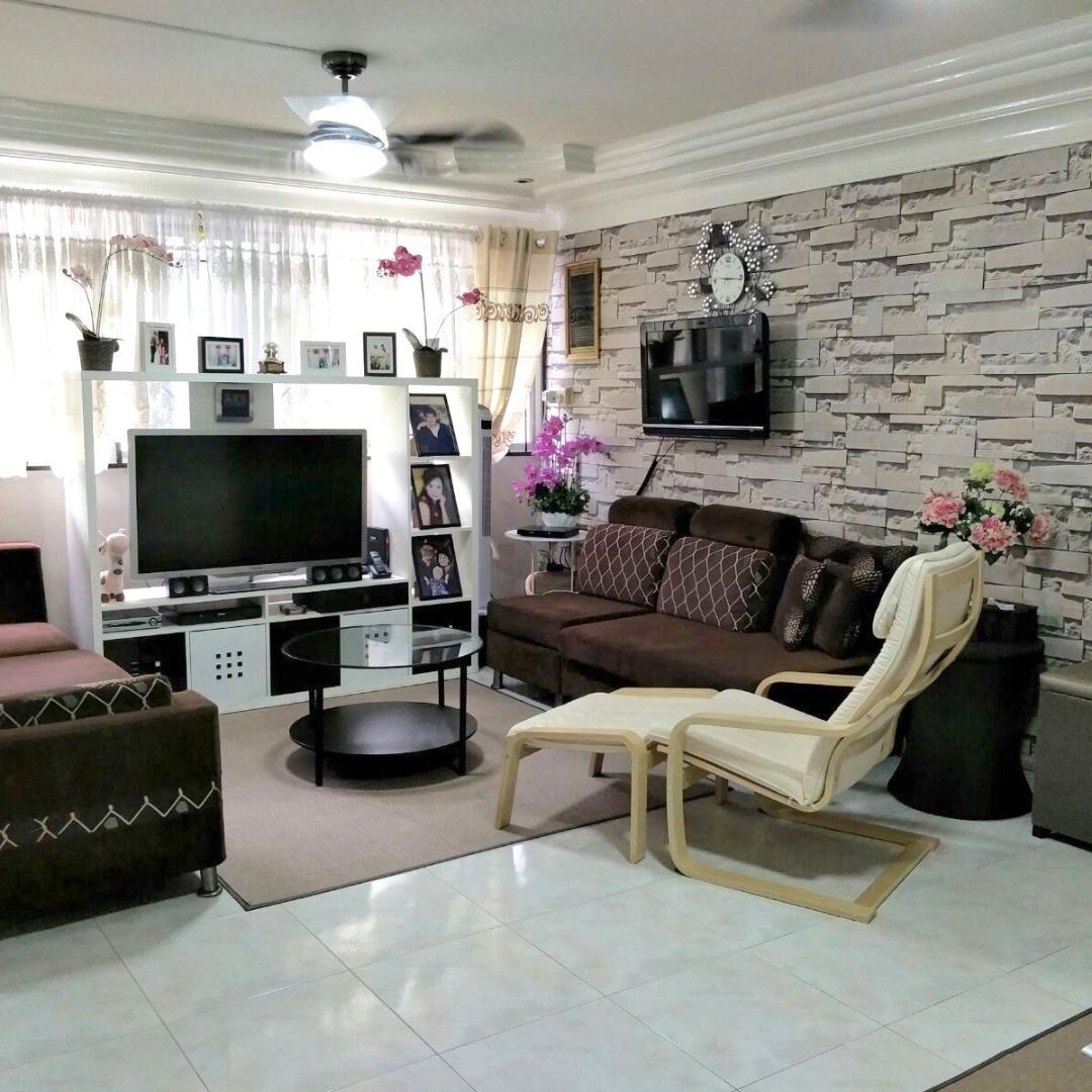 3+1 hall Blk790 Yishun for rent ! Khatib MRT
