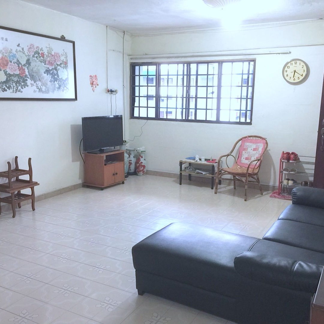 3+1 Utility room Blk33 Marsiling Drive S730033 For Sale!