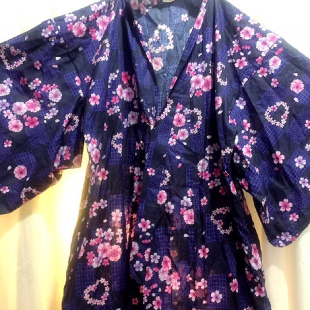 日本購入浴衣