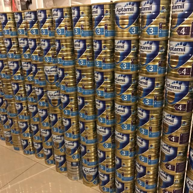 代購澳洲奶粉