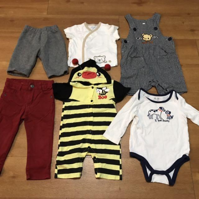 寶寶衣全部