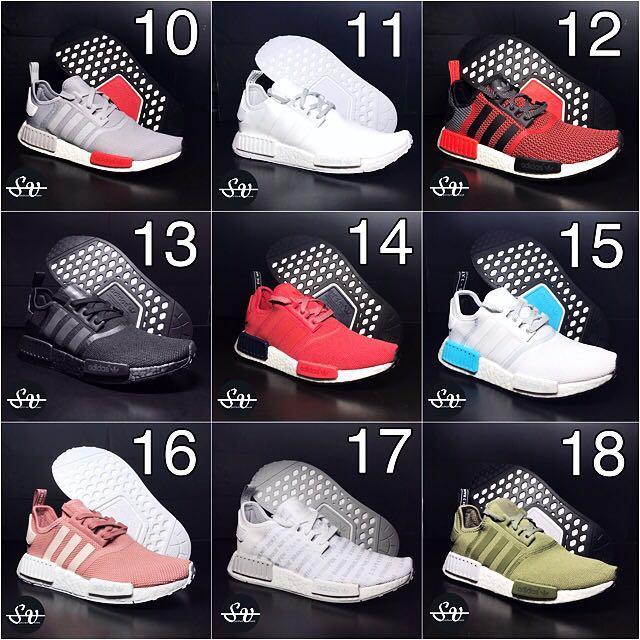 9a03aec6bdda2 Adidas Originals NMD R1 Primeknit   Ultraboost Uncaged Kith   Yeezy Boost  350 v2