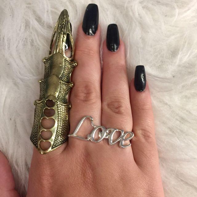 Adjustable Ring bundle