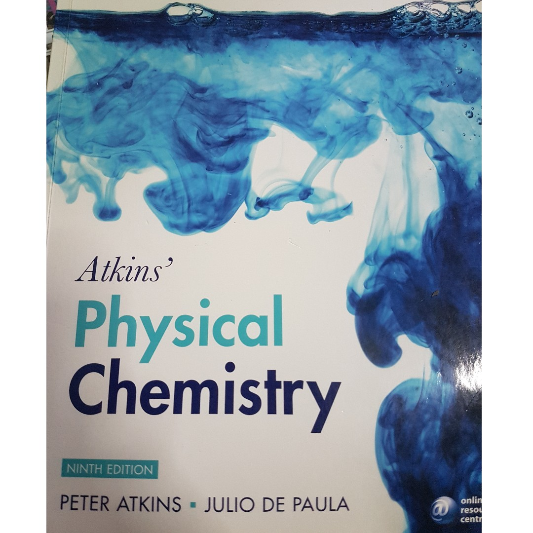 Atkins physical chemistry 9th edition books stationery photo photo photo photo fandeluxe Image collections