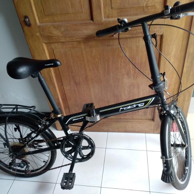 Best Folding Bike 7 Speed Shimano