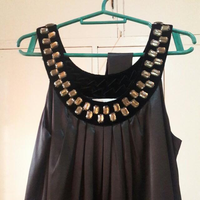 Black Semi Formal Dress