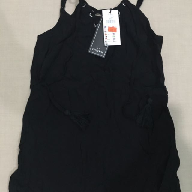 Black Tops (Party/Summer Tops)