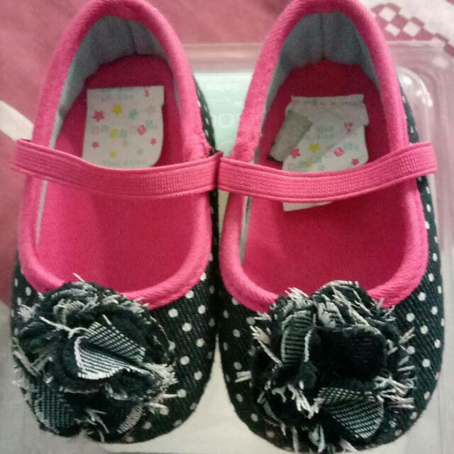 Black&Pink Shoes